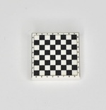 Tile 2x2 with Chess board print