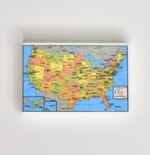 Tile 2x3 USA map