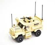 MRAP Infantry mobility vehicle 4x4