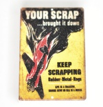 "Tile 2 x 3 с изображением ""your scrap ... brought it down"""