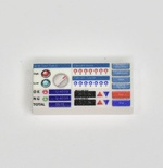 Tile 1 x 2 Control panel 3