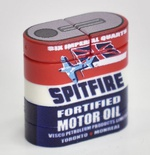 Spitfire motor Oil. consist of 6 printed parts.