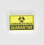 "Tile 2x3 ""Quarantine"""